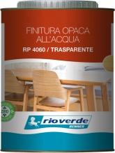 Rio Verde RP4060-128 Rioverde Rp 4060 Finitura Opaca Trasparente 0,750 Pezzi 6