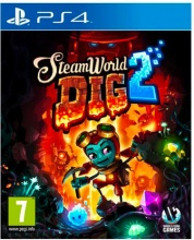 Rising Star Game 1026908 Videogioco per PS4 SteamWorld Dig 2 Platform 7+
