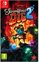 Rising Star Game 1026911 Videogioco per Switch SteamWorld Dig 2 Platform 7+