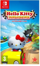 Rising Star Game 1026915 Videogioco Switch Hello Kitty Kruisers Gioco di corse
