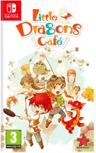 Rising Star Game 1028737 Videogioco per Switch Little Dragons Cafè RPG 3+