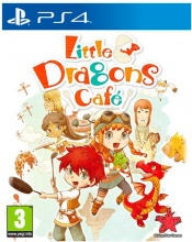 Rising Star Game 1028743 Videogioco per PS4 Little Dragons Cafè RPG 3+