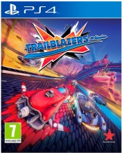Rising Star Game 1028747 Trailblazers Gioco di corse 7+ PS4