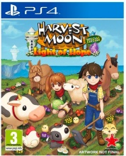Rising Star Game 1037602 PS4 Harvest Moon Light of Hope Complete