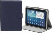 """Rivacase 3017BL Cover Custodia Universale a Libro per Tablet 10"""" Col Blu"""