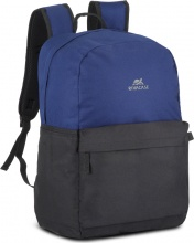 "Rivacase 5560BLUEBK Zaino Notebook 15.6"" NeroBlu  BACKPACK LAPTOP 5560"