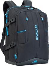 "Rivacase 7860BK Borsa per Notebook 17,3"" Zaino Nero, Blu 7860 BLACK"