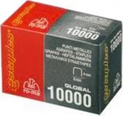 Ro-Ma 1003105 Confezione 10 x1000Punti246 126 Eurostapl