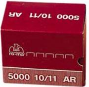 Ro-Ma 1005103 Confezione 5000 Punti 1011 Acciaio