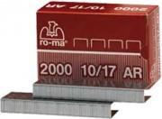 Ro-Ma 1005109 Confezione 2000 Punti 1017 Acciaio