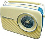Roadstar Radio Personale FM.LW.MW colore Crema - TRA-1957 TRA-1957CR