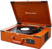 Roadstar Giradischi 3345 giri Lettore MP3 USB Aux Potenza 24 Watt - TTR730U