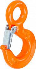 ROBUR Gancio sollevamento in acciaio Grado 8 portata 2000 Kg 80520020