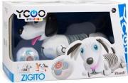 Rocco Giocattoli 20731799 Zigito Cane Bassotto Interattivo