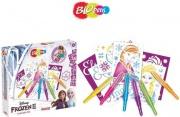 Rocco Giocattoli 20983153 Set Blo Pens Maxi Frozen