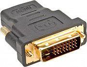 Roline Adattatore da HDMI a DVI MaschioFemmina colore Nero 12.03.3116