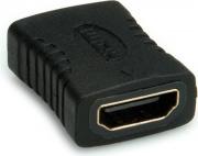 Roline 12.03.3151 Adattatore HDMI da HDMI Femmina a HDMI Femmina