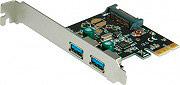 Roline Scheda USB Pci-e 2 Porte USB 3.0 15.99.2111