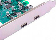 Roline 15.99.2119 Scheda USB Type-C Interna velocità 10 Gbits