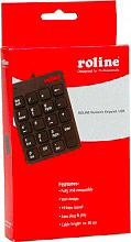 Roline Tastiera PC Tastierino numerico USB colore Nero - 18.02.3229