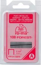 Romeo Maestri 1110203 Punti Per Fissatrici In Blister 840 Pz. Forest 13 mm 8