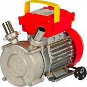 Rover Pompe Pompa da Travaso per Uso Alimentare 0.9 Hp Ø 25 mm NOVAX 25-M OIL