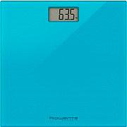 Rowenta BS1133 Bilancia Pesapersone Digitale Vetro temperato Portata 160Kg Turchese