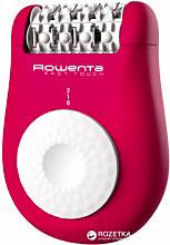 Rowenta EP1110F0 Epilatore elettrico 24 pinzette 2 Velocità Rosa -  Easy Touch
