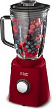 Russell Hobbs Frullatore con Bicchiere in Vetro 1,5Lt 750W 18996-56
