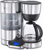 Russell Hobbs 20770-56 Macchina Caffe Americano Macinato Polvere 10 Tazze  Clarity