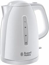 Russell Hobbs 21270-70 Bollitore elettrico acqua 1,7 Litri 2400 Watt col Bianco