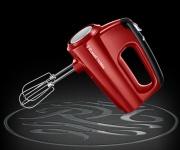 Russell Hobbs 24670-56 Sbattitore elettrico Mixer 350W 8 Velocità Rosso  Desire