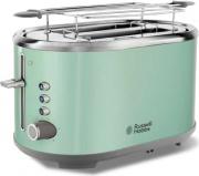 Russell Hobbs 25080-56 Tostapane 2 fette 930 Watt Funzione scongelamento Verde