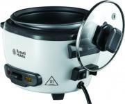 Russell Hobbs 27020-56 Cuociriso elettrico Risottiera Vapore 200W 0,7 lt Bianco