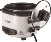 Russell Hobbs 27030-56 Cuociriso elettrico Risottiera Vapore 300W 1,4 lt Bianco