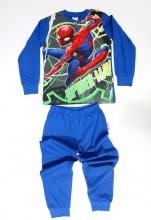 SABOR EE1388 Pigiama Bambino Invernale Taglia 3 Stampa Spiderman Royal MV40M4038