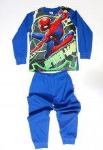 SABOR EE1388 Pigiama Bambino Invernale Taglia 8 Stampa Spiderman Royal MV40M4038