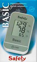 SAFETY Misuratore automatico Pressione Sistolica e Diastolica Basic