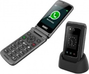 SAIET 13500924 Telefono Cellulare GSM Bluetooth Wifi colore Nero