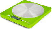 SALTER Bilancia da cucina digitale elettronica Portata Massima 5 kg Verde 1046GN