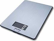 SALTER 1103 SSDR Bilancia da Cucina Digitale Elettronica Max 5 Kg in Acciaio
