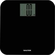 SALTER 9049 BK3R Bilancia Pesapersone digitale elettronica 250 Kg Vetro Nero  Max