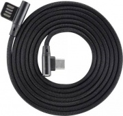SBOX ICSB-USBC90B USB-TYPEC-90 Black Nero 1,5 m