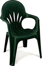 SCAB 1193 Poltrona Resina Monoblocco Stella Di Mare colore Verde