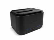 "Sitecom MD-394 Lettore Docking Station Hard Disk SATA da 2,5"" e 3,5"" HDD, SSD"