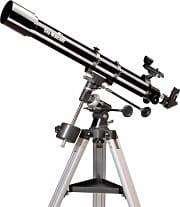 SKY-WATCHER Telescopio Rifrattore 140x ø 70 mm regolazione micrometrica 709EQ1
