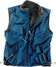 SOCIM 9070BXL Gilet Moon Colore Blu Navy Mis. Xl
