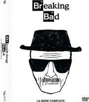 SONY PICTURES BREBA16IE The Breaking Bad La Serie Completa Cofanetto 21 DVD