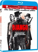 SONY PICTURES DJANGOUNC Django Unchained Film BluRay