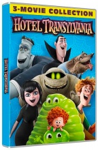 SONY PICTURES HOTELTR13 Hotel Transylvania Collection Cofanetto 3 DVD